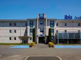 ibis budget Albi Terssac、Terssacのホテル