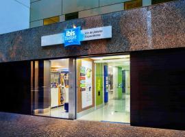 Ibis Budget RJ Copacabana, hotell i Rio de Janeiro