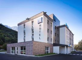 Ibis Budget Sallanches, hotel in Sallanches