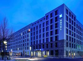 Ibis Budget Leipzig City, hotel in Leipzig