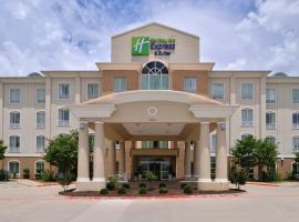 Holiday Inn Express Hotel & Suites Sherman Highway 75, hotel in Sherman