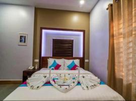 Nara villa hotel, hotel in Siem Reap