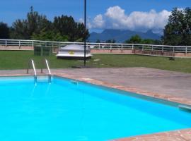 Orio Papeete centre apt w pool, apartamento em Papeete