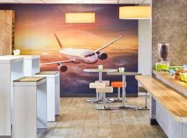 ibis budget Marseille Aeroport Provence, hotel near Marseille Provence Airport - MRS,