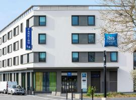 ibis budget Saint Quentin Yvelines - Vélodrome, hotel perto de Palácio de Versalhes, Montigny-le-Bretonneux
