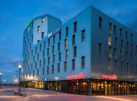 Ibis Budget Mulhouse Centre Gare, hotel in Mulhouse