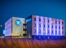 ibis budget Troyes Est、Saint-Parres-aux-Tertresのホテル