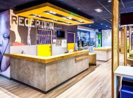 ibis budget Luton Airport, hotel in Luton