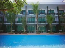 Namthong Nan Hotel, hotel in Nan
