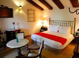 Las Calandrias, hotel en Atlixco