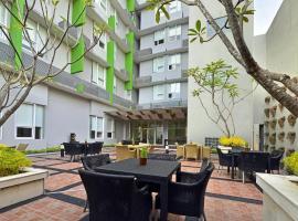 Whiz Hotel Malioboro Yogyakarta, hotel in Yogyakarta