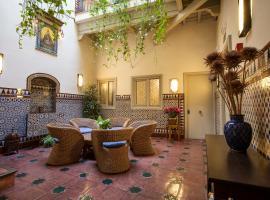 Hotel Boutique Casas de Santa Cruz, hotel near Plaza de España, Seville