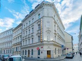 Koruna Hotel, hotel in Prague