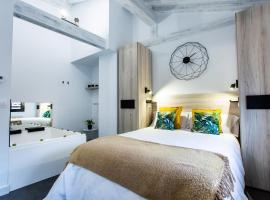 Apartamentos Hervás Suites, apartamento en Hervás