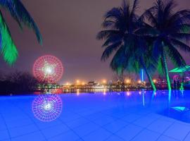 THE BLOSSOM RESORT – Onsen & Foot Massage Inclusive, hotel near Asia Park Danang, Da Nang