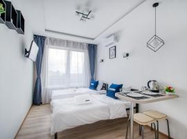 Apartments on Feodosiiskaya №2, hotel in Moscow