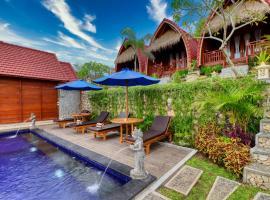 Sebuluh Sunset Hill, hotel near Kelingking Beach, Nusa Penida