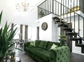 Luxury Loft, apartamentai mieste Kaunas