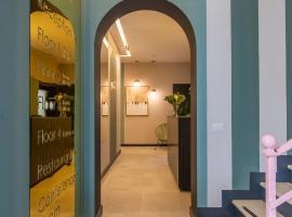 Allure Boutique Hotel, hotel in Tirana