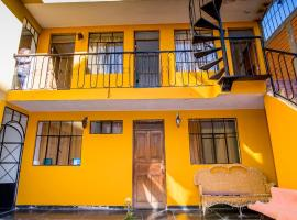 CAYESH GUEST HOUSE, guest house in Huaraz