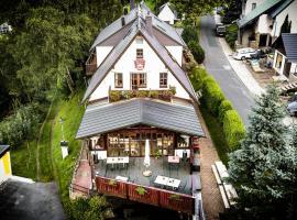 Landgasthof Waldeck, Hotel in der Nähe von: Burg Scharfenstein, Marienberg