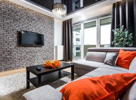 RN Apartamenty Jagiellońskie, apartment in Białystok