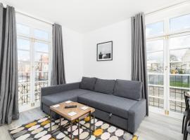 Marvel Apartments, apartment in Leamington Spa