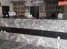 Ralmeton Hotel, hotel near Nnamdi Azikiwe International Airport - ABV, Abuja