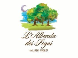 L'Alberata dei Sogni, hotel in Frosinone