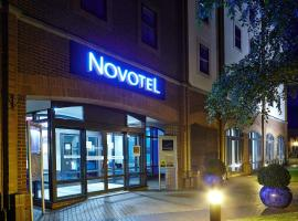 Novotel Ipswich Centre, hotel near University Campus Suffolk, Ipswich