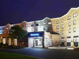 Novotel Newcastle Airport, hotel near Newcastle International Airport - NCL,
