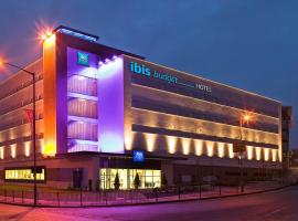 ibis budget Birmingham Centre, accessible hotel in Birmingham