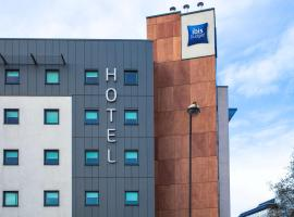 ibis budget London Hounslow, hotel in Hounslow