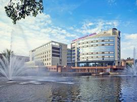 Mercure Lipetsk Center, отель в Липецке