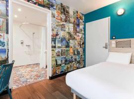 hotelF1 Saint Malo, hotel in Saint-Malo