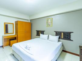 Silver Gold Garden, Suvarnabhumi Airport, hotel a Lat Krabang