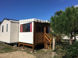 Mobil-Home Landes océan, campground in Saint-Julien-en-Born