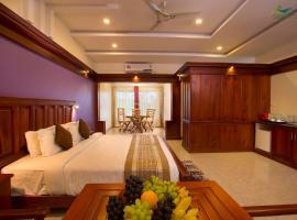 Coorg Cliffs Resorts, family hotel in Ammatti