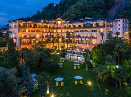 Grand Hotel Villa Castagnola, hôtel à Lugano