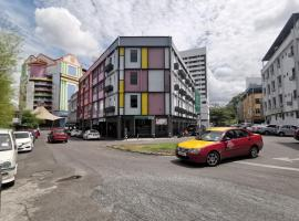 D'Green Hotel Kuching, hotel in Kuching