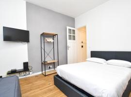 Paris 17, TGI, Porte de St Ouen, apartment in Paris