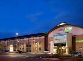 Campanile Hotel Northampton, hotel near St Andrews Hospital Golf Club, Northampton