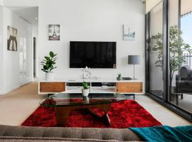 Spacious luxury 3Br Top Location *WiFi*Gym*Pool, apartment in Canberra