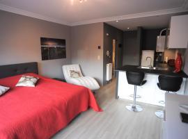 Knokke Luxury Studio, apartment in Knokke-Heist
