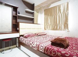 Apartement Green Pramuka City By Karen Property, hotel near Jakarta International Velodrome, Jakarta