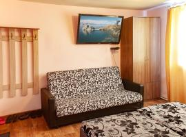 Guest House Jupiter, self catering accommodation in Slyudyanka