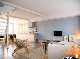 Spacious apartment Alkmaar city center, apartment in Alkmaar