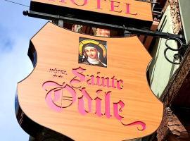 Hôtel Sainte Odile, hotel in Obernai