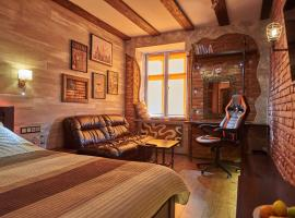 Quarter (25), hotel near Lviv State Academic Opera and Ballet Theater, Lviv
