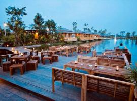 K.Nai-Romklao-Ladkrabang, accessible hotel in Lat Krabang